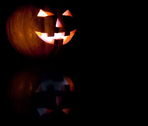 Halloween e biscotti al cioccolato
