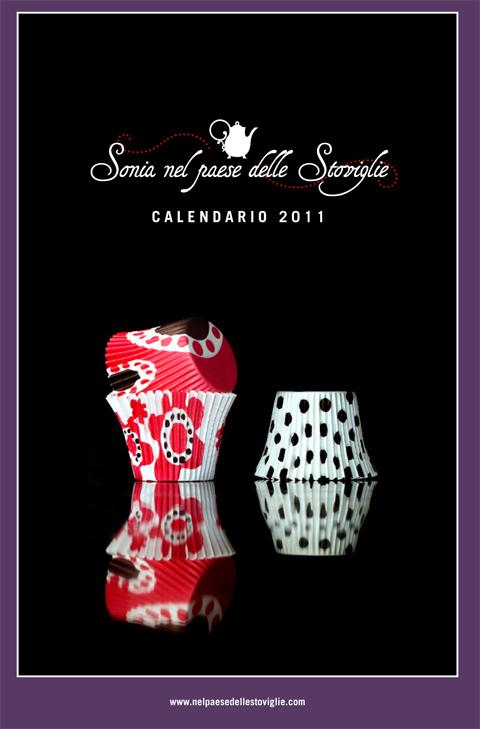 Il calendario 2011 del Paese