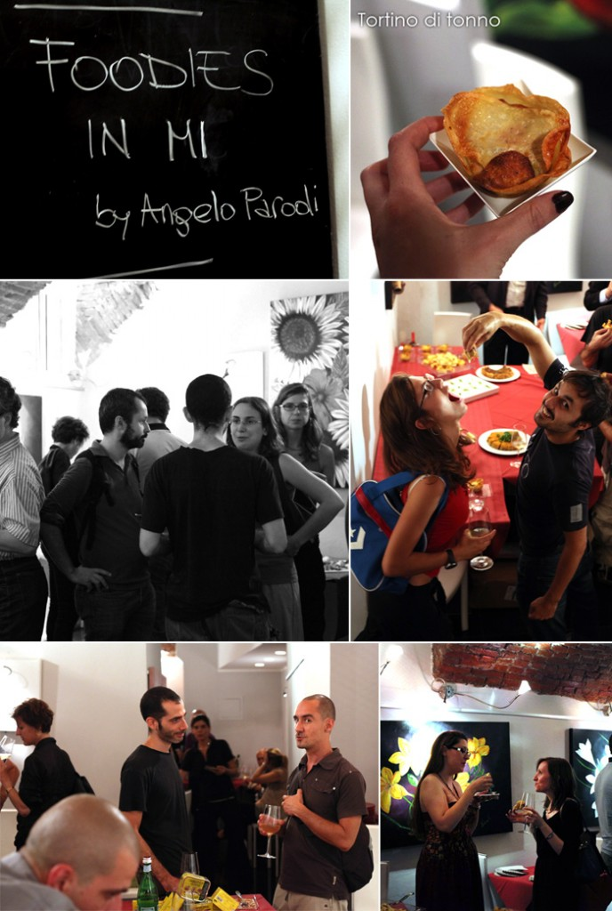 Foodies in Mi by Angelo Parodi