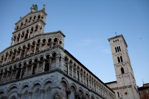 Lucca: Il Desco, foto, blogger e La Cucina Italiana