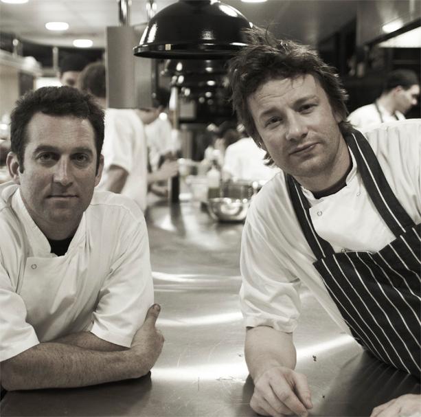 Una serata al Barbecoa di Jamie Oliver e Adam Perry Lang