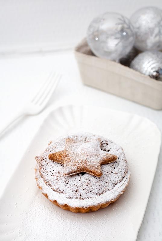 Christmas recipes – Ricette di Natale: Tortine di farro con marmellata di arancia e cioccolato