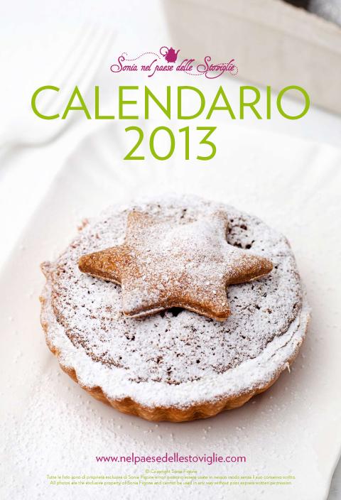 The Cal, ovvero il Calendario del Paese 2013… in ritardo :)