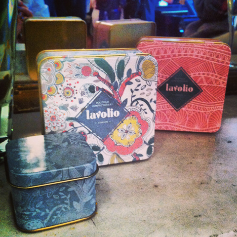 Launch Party of Lavolio Boutique Confectionery