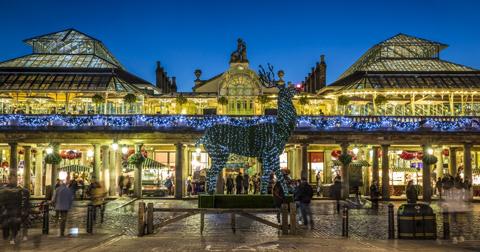 Cose da fare a Londra – Christmas Edition
