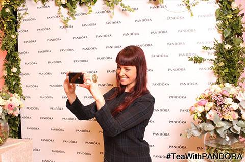 Tea with Pandora