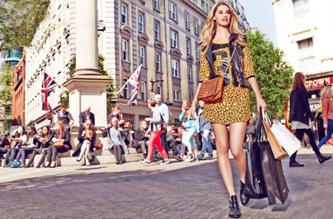 Seven Dials and St Martin's Courtyard Spring Shopping Festival