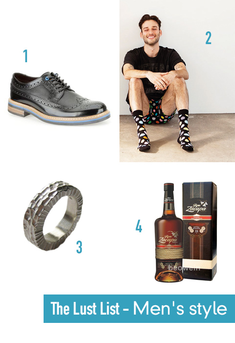 The Lust List │Men's style