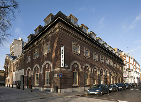 IRONMONGER ROW BATHS-EXTERIORS