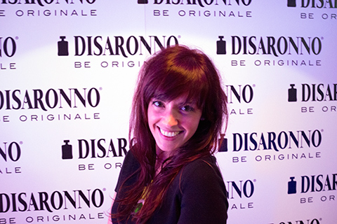 Disaronno wears Versace launch party