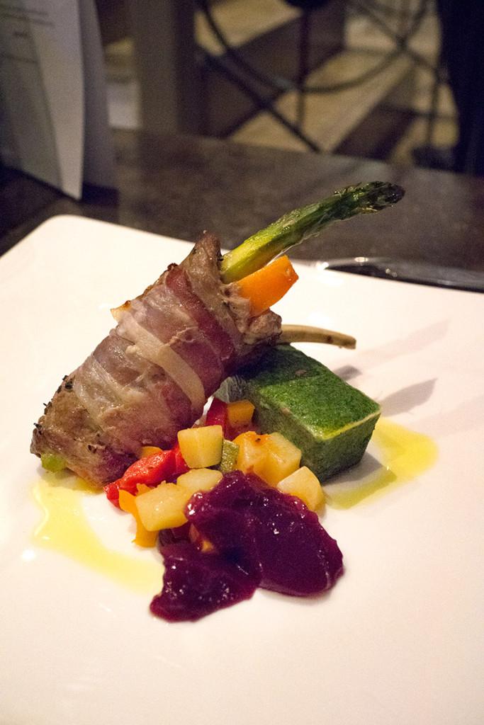 Restaurant Review: Evoluzione - Xenia Hotel