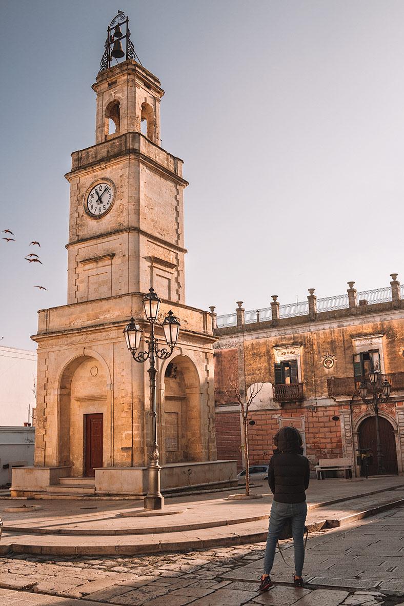 ginosa_piazza_orologio