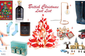 British Christmas Lust List