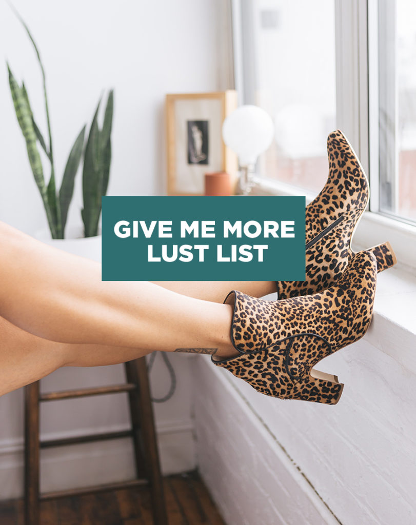 Click here for the Lust list archive